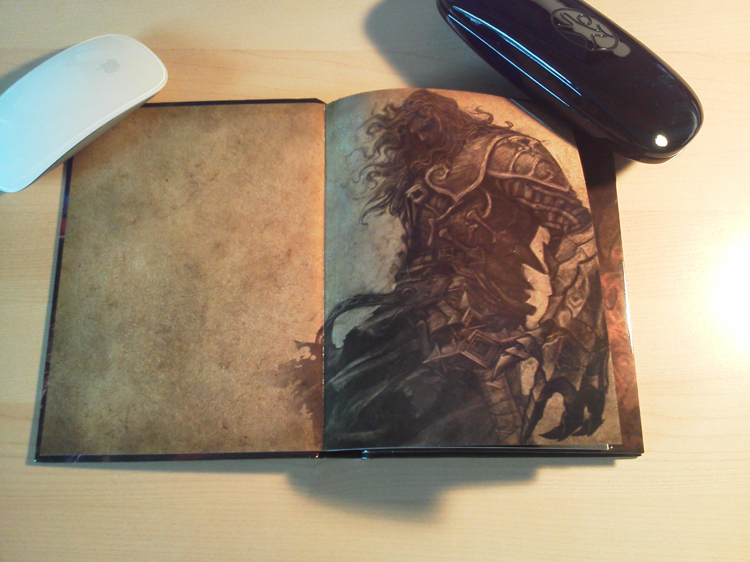 Pdf shadow lords 2 castlevania of artbook